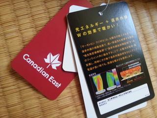 Canadian East(カナディアンイースト) ダウンパンツ(メンズ) CEW3012P